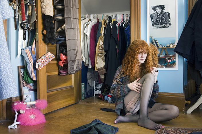 """A Girl And Her Room"" Photography Project Captures Young Women In Transition"