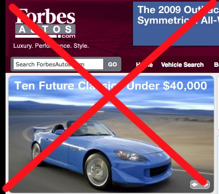 ForbesAutos.com Staff Laid Off, I Start Saying Nicer Things To Ray Wert, Nick Denton