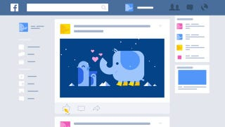 Facebook Adds Scrapbooks to Collect Photos of Your Kids in One Place