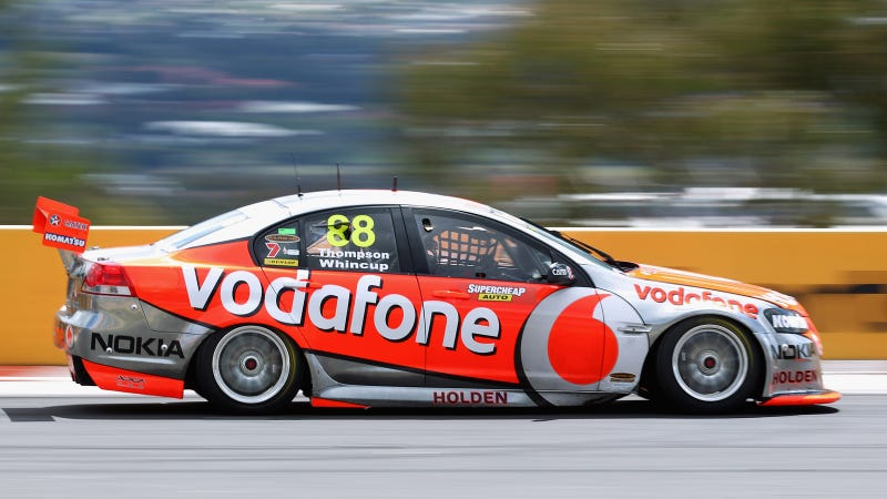 Your ridiculously cool V8 Supercar wallpaper is here