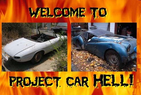 PCH, Bad Things Like You Done In Weed Edition: Triumph TR3A or Alfa Romeo Duetto?