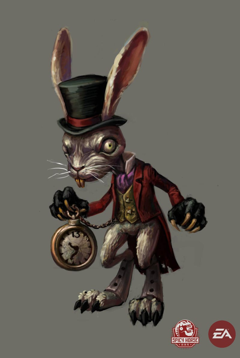 Yup, Alice Is Definitely Crazy In Alice: Madness Returns