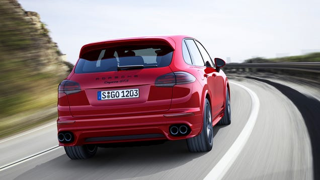 2015 Porsche Cayenne GTS: This Is It!