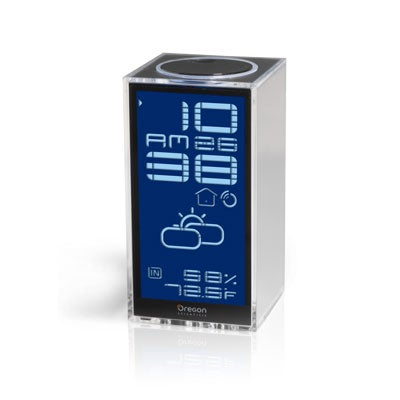 Oregon Scientific Giovannoni Weather Station: Italian Designed Forecaster