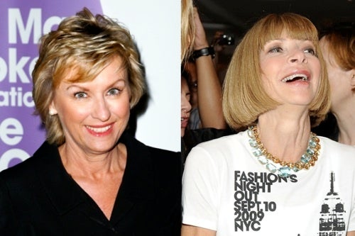 Tina Brown Thinks Anna Wintour Is a Mad Time-Traveling Genius