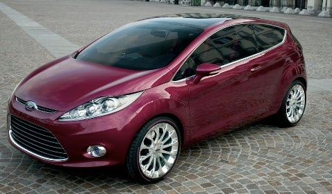 Ford Verve Concept Unveiled, Hearkens New Fiesta