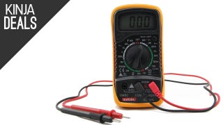 Add a Multimeter To Your Toolbox for $7