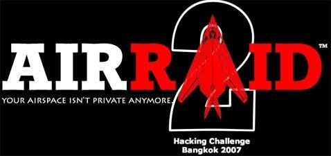 AirRaid2 Hackers Tournament Announced