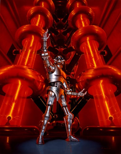 How Isaac Asimov's Non-Deadly Robots Got Lethal
