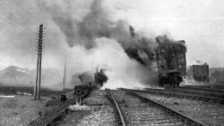 Remembering Britain's Worst Rail Disaster Of The First World War