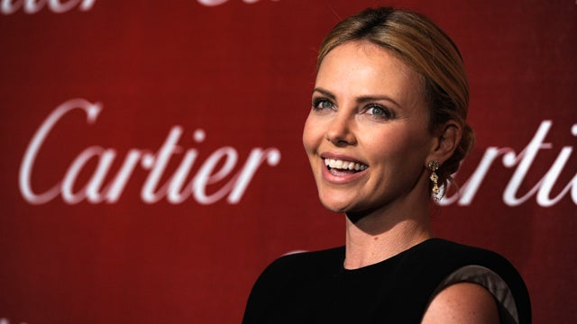 Charlize Theron 'Had No Teeth' Until Age 11 — Wait, What?