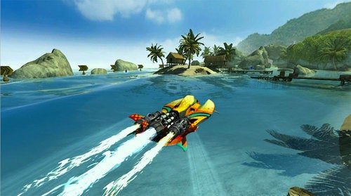 Hydro Thunder Returns With All-New Xbox Live Arcade Sequel