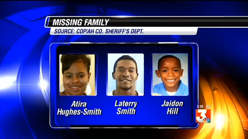 Mississippi Family Vanishes After Car Accident