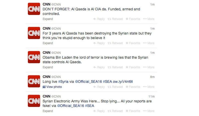 CNN Got Hacked