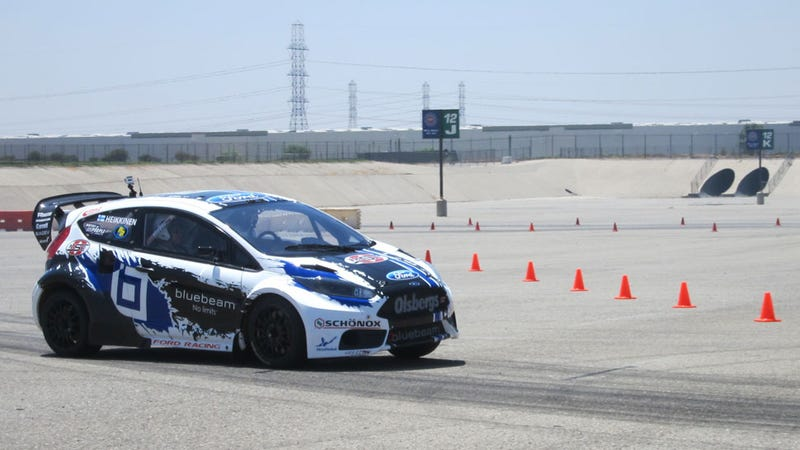 The Fastest Car I've Ever Been In Is This 600 HP Ford Fiesta