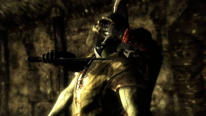 Nose-Pinched, The Wall Street Journal's Entertainment Blog Names Skyrim The Year's Best Game (Wired Loved it Too)
