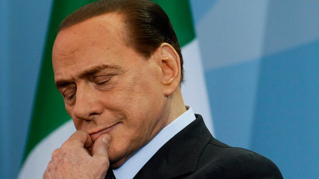 Berlusconi Nude Pix: Do Not Want