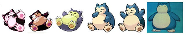 After Six Generations Of Pokémon Games, Snorlax Finally Stands Up
