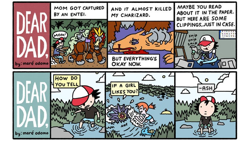 Please, Buy These Beautiful Pokémon Comics, OK?