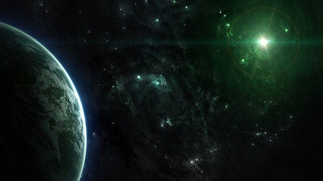 Explore the Stars with These Intergalactic Wallpapers