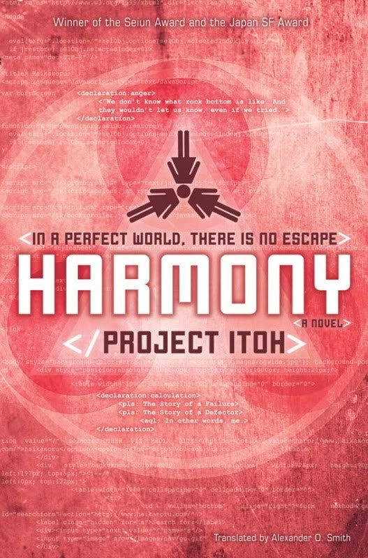 """In """"Harmony,"""" perfect health is the ultimate horror"""