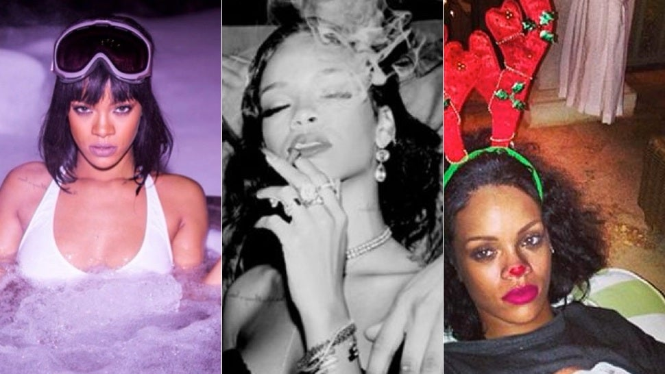 A Requiem for Rihanna's Dead Instagram Account