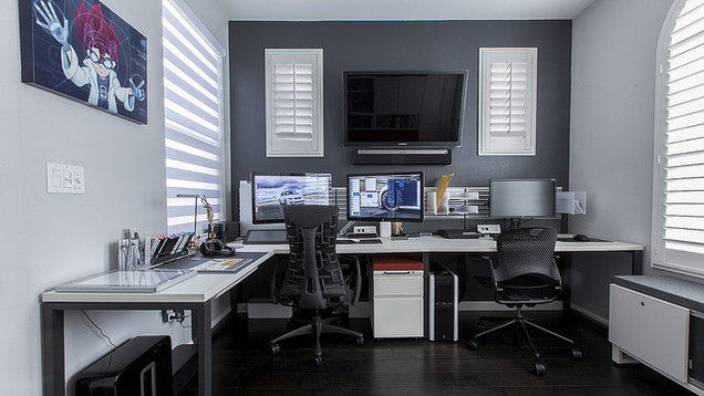 The Picture-Perfect, Apple App Developers' Workspace