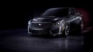 Watch This Foreboding 2016 Cadillac CTS-V Video And Fear For The Germans