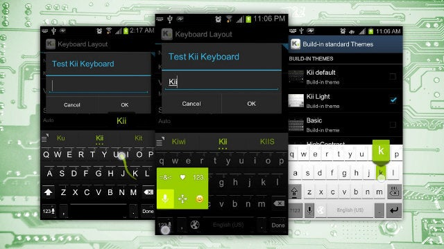 Kii Keyboard for Android Is Bursting with Customization and Tweaking Options