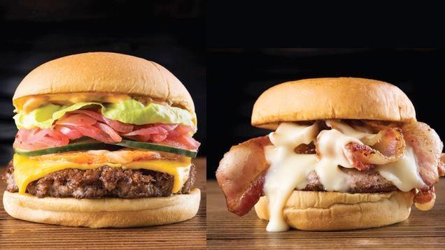 Ínycsiklandóbb burgerpornó nem lesz ma már