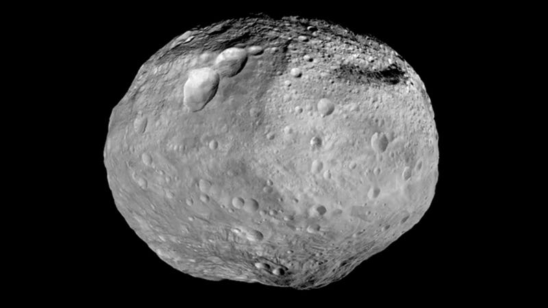 A Full View of the Gigantic Asteroid Vesta