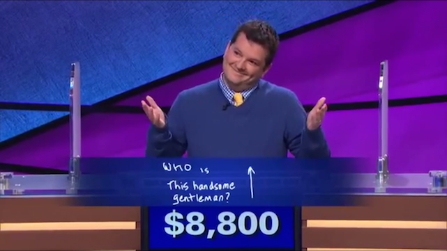 Man Loses Jeopardy, Wins Everyone's Hearts With Final Answer