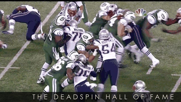 2013 Deadspin Hall Of Fame Nominee: The Buttfumble