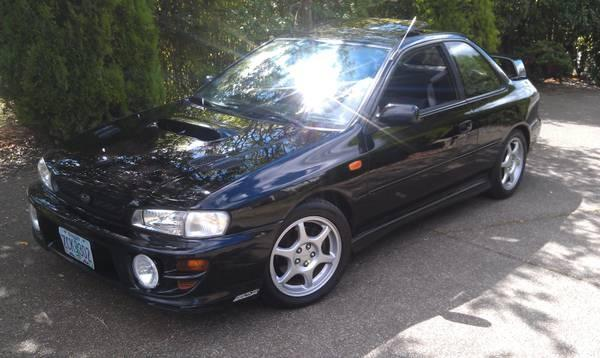 Help Find my Brother's Stolen 2001 Impreza 2.5RS! - AGAIN!!