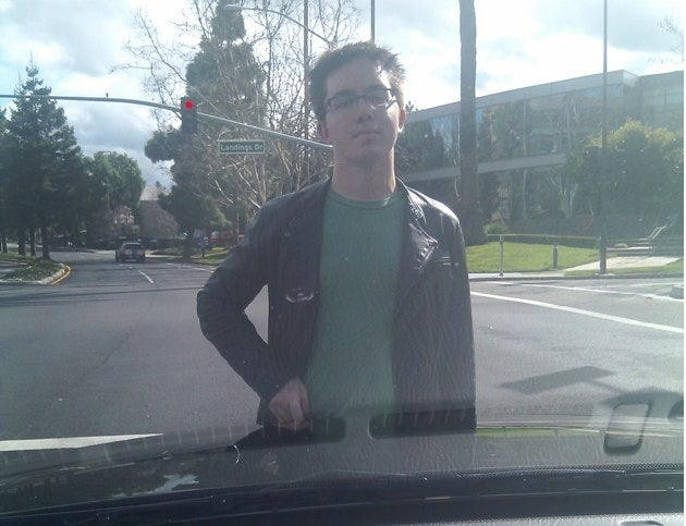 Sassy Google Employee To Arrington: You Shall Not Pass Whilst Talking and Driving!