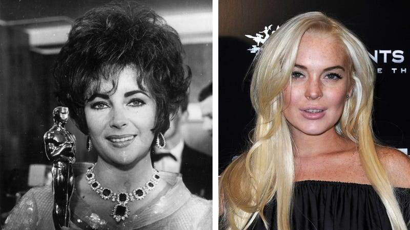 Lindsay Lohan Might Have Stolen Elizabeth Taylor's Treasured Magic Bracelet of Friendship