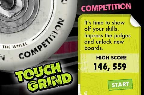 Lightning Review: Touchgrind for iPhone and iPod Touch