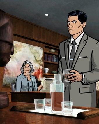 Murder, Martinis, & Mundanity: The Office Politics of Archer