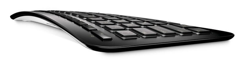 Microsoft's Arc Keyboard Is Really Warped