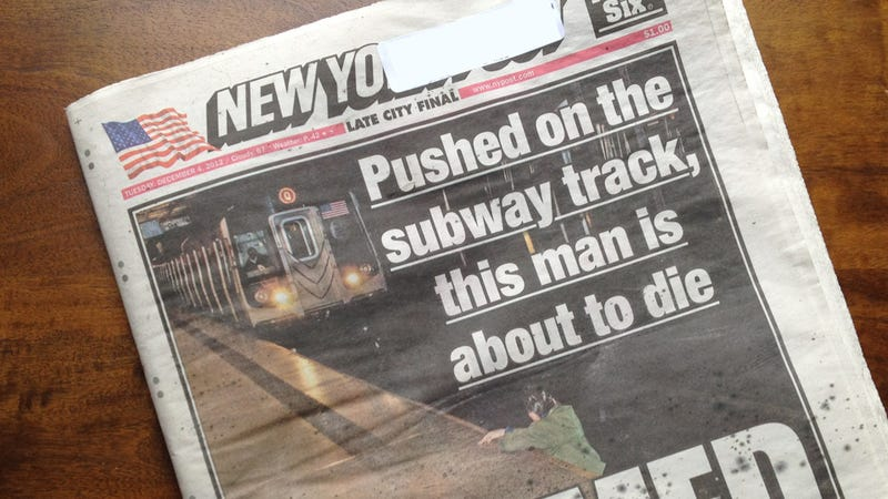 Another Man Has Died After Being Pushed in Front of a Subway Train in New York