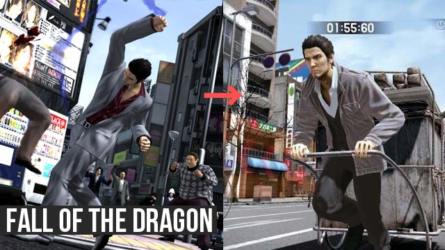Japan's Virtual Mafia Bad-Ass Reduced To Pulling A Ramen Cart