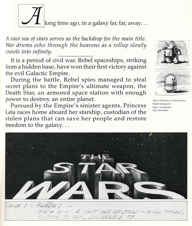 Anatomy of a Logo: Star Wars