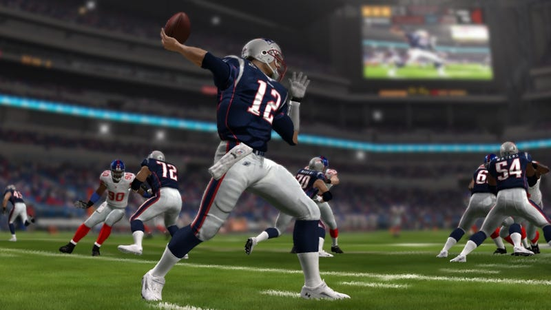 Spoiler Alert: Giants Win Super Bowl, Says Madden
