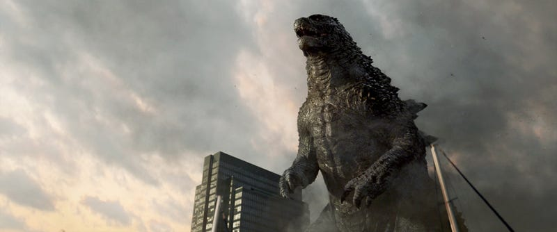 Too Bad About the Boring Humans in this Awesome Godzilla Movie