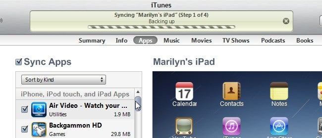 Free Up Hard Drive Space by Changing the Location of iTunes Backups