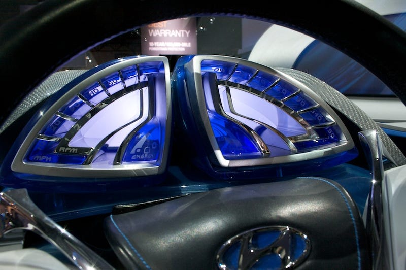 Gallery: The Command Centers of Tomorrow's Cars