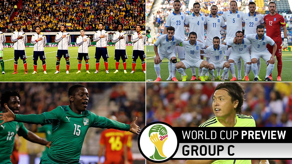 World Cup Group C Preview: Let's Be Honest, This Is A Crapshoot