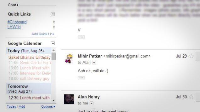 Cómo convertir Gmail en tu mejor herramienta de productividad