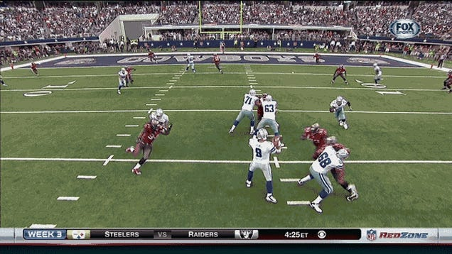 The Cowboys Outlasted The Bucs And The Game Tape Goes In The Garbage, In Two Gifs