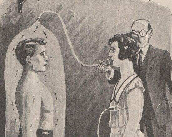 Does Your Relationship Pass the 1920s Marriage Test?